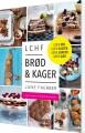 LCHF - Brød Og Kager - Bog