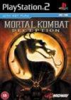 MORTAL KOMBAT DECEPTION - PS2