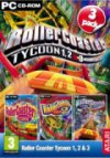 Rollercoaster Tycoon 1, 2 Og 3 - Pc