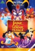 aladdin: jafar vender tilbage - special edition - disney - DVD