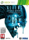 aliens - colonial marines - limited edition - dk - xbox 360