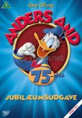 anders and 75 år - jubilæumsudgave - disney - DVD