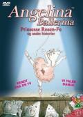 angelina ballerina 1 - prinsesse rosen-fe - DVD