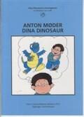 anton møder dina dinosaur - bog
