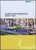 ar 118 personbefordring med taxi - bog
