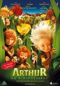 arthur og minimoyserne - DVD