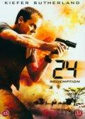 24 redemption  - dvd film