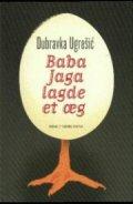 baba jaga lagde et æg - bog