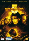 babylon 5 - sæson 5 - DVD