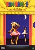 bamses billedbog - kom bamse nu balletter vi - DVD
