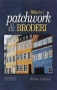 billeder i patchwork og broderi - bog