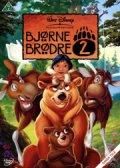 bjørne brødre 2 / brother bear 2 - disney - DVD