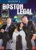 boston legal - sæson 2  - DVD