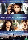 breaking and entering - DVD