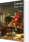 cæsar imperator - bog