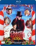 charlie og chokoladefabrikken / charlie and the chocolate factory - Blu-Ray