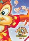 chip og chap - nøddepatruljen - vol 2 - DVD