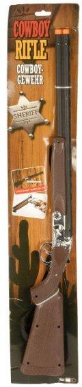 cowboy haglgevær - Legetøjsvåben