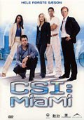 c.s.i. miami - sæson 1 - DVD