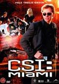 c.s.i. miami - sæson 3 - box - DVD