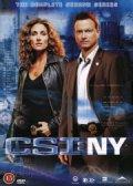 c.s.i. new york - sæson 2 - DVD