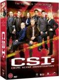 c.s.i. - sæson 3 - DVD