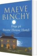 dage på stone house hotel, s - bog