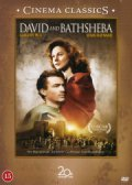 david og bathsheba - DVD