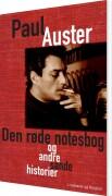 den røde notesbog og andre sande historier - bog