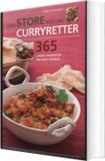 den store bog om curryretter - bog