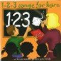 1-2-3 sange for børn - cd