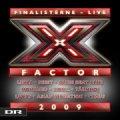 x factor finalisterne live 2009 - cd