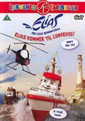 elias - den lille redningsbåd 1 - DVD