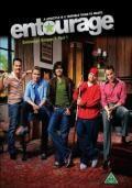 entourage - sæson 3 - del 1 - DVD