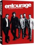 entourage - sæson 4 - DVD