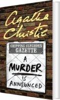 et mord bekendtgøres - bog