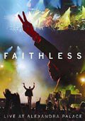 faithless - live at alexandra palace - DVD
