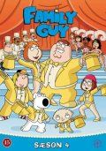 family guy - sæson 4 - DVD