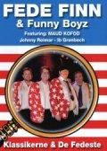 fede finn og funny boyz - klassikerne & de fedeste - DVD