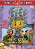 fifi og blomsterbørnene - fifi i tivoli og andre historier - DVD