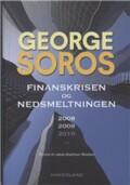 finanskrisen og nedsmeltningen 2008-2010 - bog