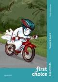 first choice beginners teacher's book b - bog