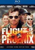 flight of the phoenix - Blu-Ray