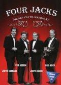 four jacks - åh den vej til mandalay - DVD