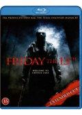 fredag den 13 - remake - Blu-Ray