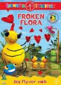 frøken flora 1 - jeg flyver væk - DVD