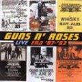 guns n' roses - live era 1987-1993 - cd