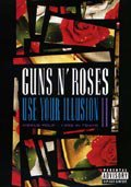 guns n' roses - use your illusion 2 - DVD