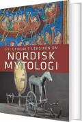 gyldendals leksikon om nordisk mytologi - bog