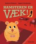 hamsteren er væk! - bog